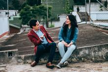 man en vrouw met empatisch vermogen
