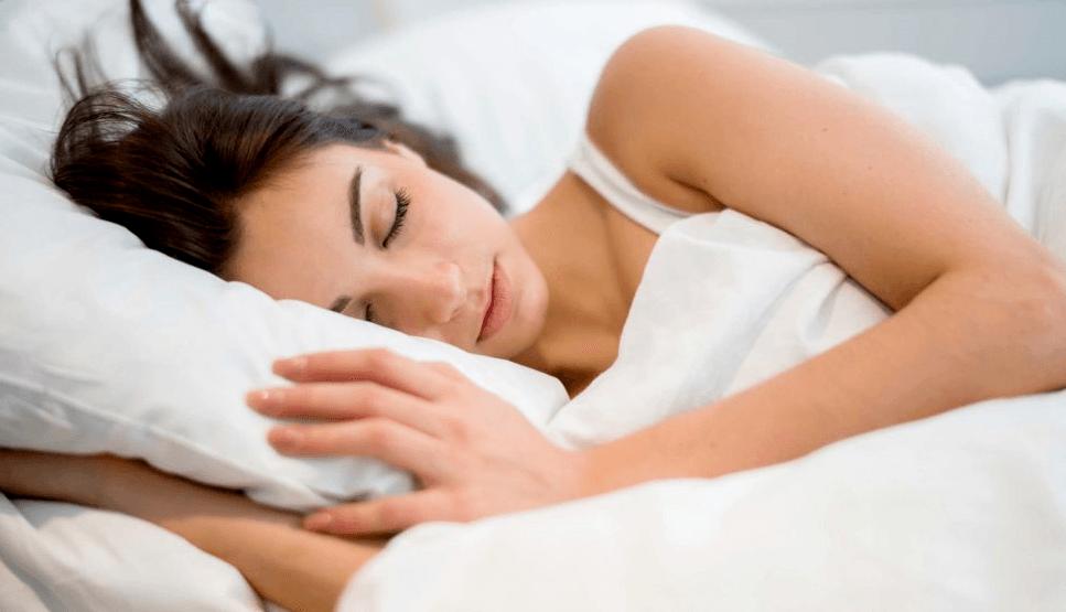 mindfulness slapen