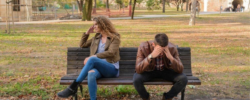 Overspannen zijn kan je relatie onder druk zetten