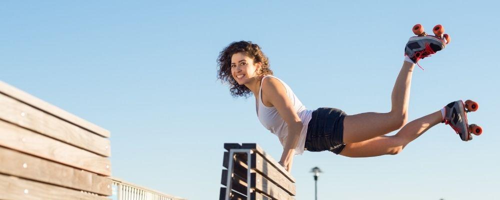 Skaten als hobby tegen destructief gedrag