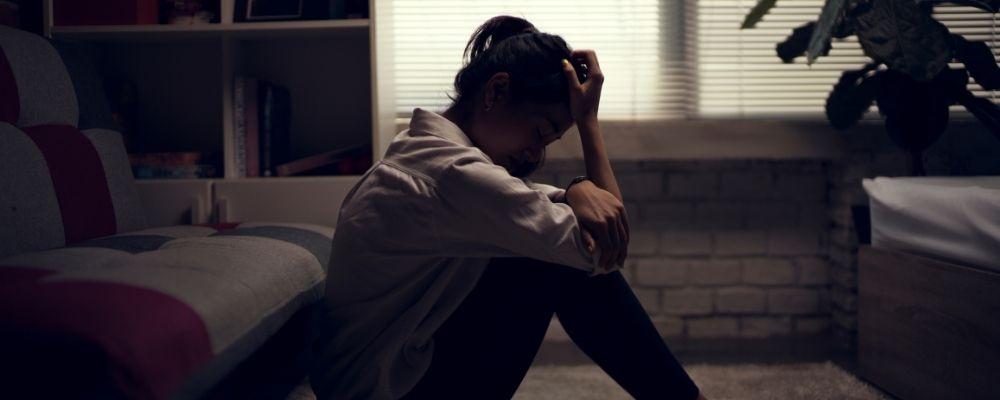Eenzaamheid door overspannen zijn