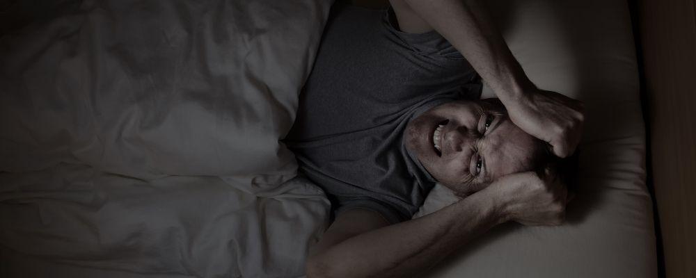 Nachtmerries door PTSS